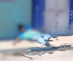 Jojutla liquidan a tiros matan a tiros asesinato violencia matan a hombre
