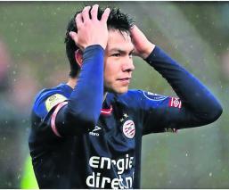 Chucky Lozano No obedeció PSV