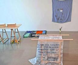 Elba Martínez Enanos Cuidar Obra de arte España