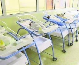 pareja no querían más hijos da a luz nacen siete bebés septillizos Irak