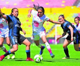 Monarcas Gallitas Blancas Liga Femenil MX futbol mexicano