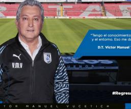 Víctor Manuel Vucetich liga mx queretaro