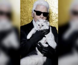 Chanel muere diseñador moda Fendi parís estado de salud delicada gata Choupette
