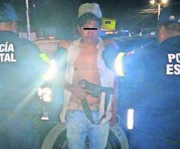 Estado de México es sometido por 60 personas por asaltos Jicaltepec Autopan violencia