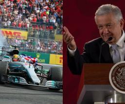 AMLO fórmula 1 regreso F1 a México