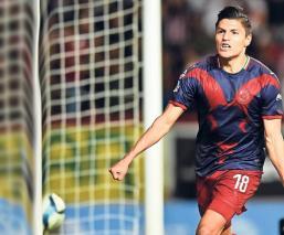 Ronaldo Cisneros Chivas José Cardoso