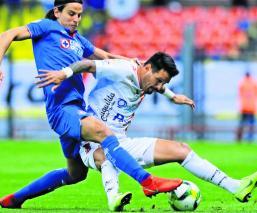 Cruz Azul Alebrijes Eliminación Copa MX