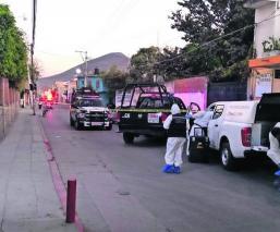 Ejecutan Motociclista Morelos Seguridad