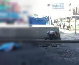 Indigente atropellado alcaldía Miguel Hidalgo