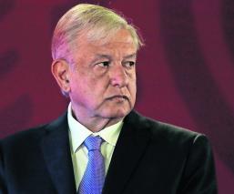 Reforma Ley Pemex Detienen AMLO