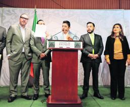 Renuncian Diputados PRD AMLO Oposición