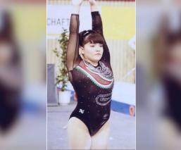 Alexa Moreno Copa del Mundo de Gimnasia Artística entre las ocho mejores Melbore Australia gimnasta mexicana