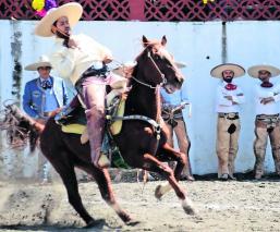 Charrería Morelos Yautepec, Los Chimis