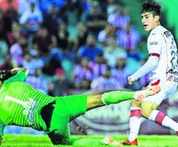 Chivas empata Cafetaleros octavos Copa MX