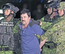 Estados Unidos hijos El Chapo Guzmán narcotráfico