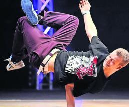 Breakdance disciplina Juegos Olímpicos 2024