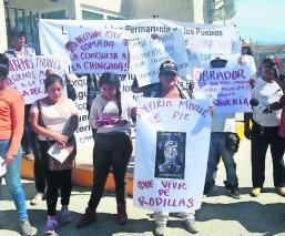 Ejidatarios piden que se aclare asesinato Samir Flores Soberanes Cuautla