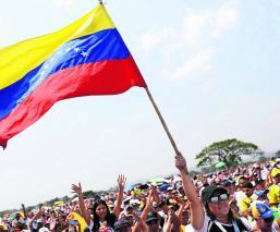 Enfrentamiento indígenas militares Venezuela