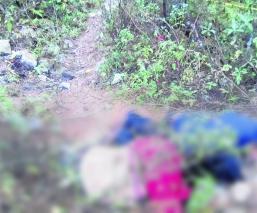 Estado de México ejecutan a pareja en Centro Otomí heridas de arma de fuego no has sido identificados