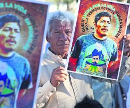 Jorge Zapata asesinato del activista Samir Flores los fortalece Morelos