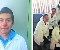 Joven integrante de la Risa abre corazones muere tras infarto en un autobús daba ánimo a personas con cáncer