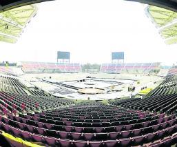 nuevo estadio Diablos Rojos de México primer juego oficial 5 de abril Tigres de Quintana Roo