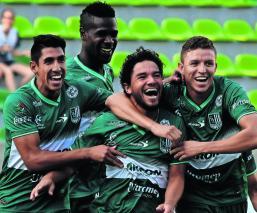 Cañeros contra Potros UAEM Victoria Liga de Ascenso MX