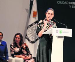 Claudia Sheinbaum Informe 100 días de gobierno Inseguridad