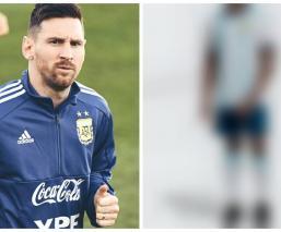 Filtran jersey de la Selección Argentina para Copa América 2019