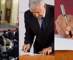 andres manuel lopez obrador reeleccion conferencia palenque