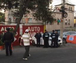 CDMX asesinado autolavado Gustavo A Madero