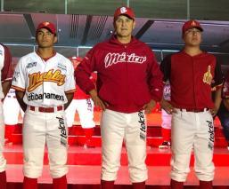 Extranjeros Diablos Rojos béisbol