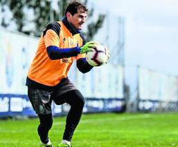 Iker Casillas Cruz Azul