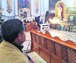 Incrementa visita a confesionarios Toluca