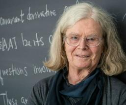 Karen Keskulla Uhlenbeck primera mujer en ganar premio Abel