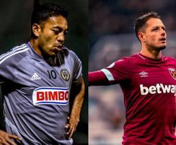 Marco Fabián elogios Javier Chicharito Hernández Mejor futbolista México