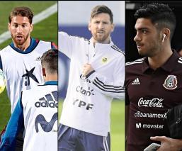 Los partidos más destacados de la fecha FIFA
