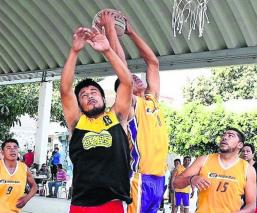 Básquetbol Deportes Morelos Duelo de gigantes