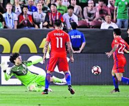 Los sobrevivientes del 7-0 contra Chile