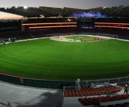 Los Diablos Rojos del México estrenan estadio, en Iztacalco
