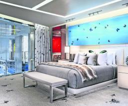 Las Vegas Suite más cara del mundo Palms Casino Resort