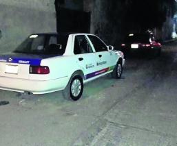 Matan balazos taxista casa Temixco