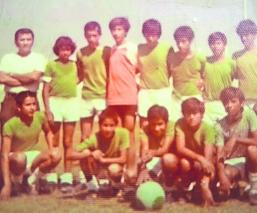 Pablo Larios Fútbol nacional Portero Cañeros de Zacatepec