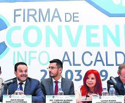 Alcaldías CDMX entran trasnparencia