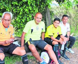 Diego Santana Pequeño árbitro Sueño silbante Morelos