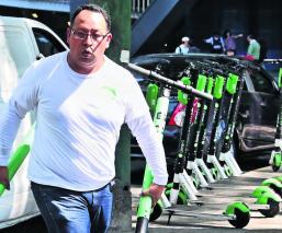 Mobike propone pago tenencia CDMX