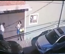Video Policía golpea a mujer Impunidad CDMX Iztacalco