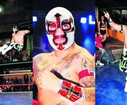 CMLL le abre las puertas al Templario