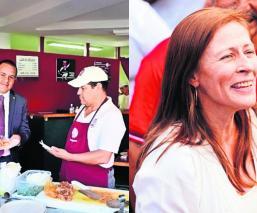 Cuauhtémoc Blanco arremete contra Tatiana Clouthier acusaciones agresión