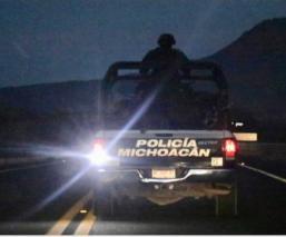 grupo armado asesina subdirector de la Policía Municipal